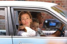 Jennifer Garner Films 'Miracles From Heaven'