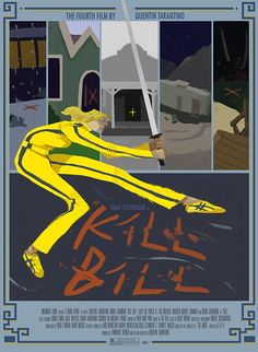 KillBill #poster #movie #movieposter by Ryan McShane