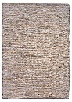 TAPPETO CANAPA PELLE SALA SALOTTO SOGGIORNO GRIGIO BEIGE MARRONE NUOVO art.st526