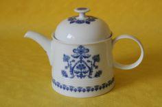 Melitta Jeverland Teekanne Kanne Friesisch Blau Portionskanne | eBay 12,99