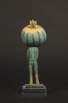 Poupée Kachina Courge Patung | Galerie Flak