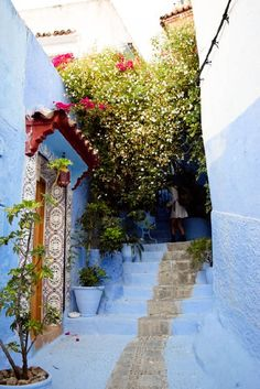 Must See: Chefchaouen, Morocco