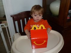 Not so  happy Happy Meal facts