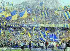 Rosario es de Central Ultras Football, City Photo, Amazing Things, Alfa Romeo, Twitter, Soccer, Amor, Rosaries, Crib