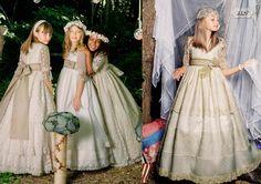 #comunion #vestidoscomunion #modainfantilespañola #altacostura #artesania #moda #vintage #niñas #vestido #abocados #leonesp