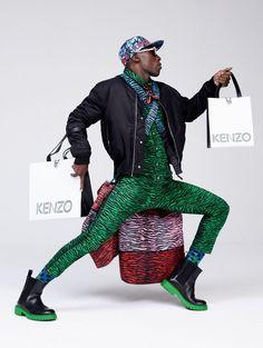 Kenzo x H&M : Los 9 mejores looks y toda la colección