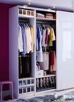 ¿No tengo nada que ponerme o no encuentro nada que ponerme? ¿Organizamos tu armario?