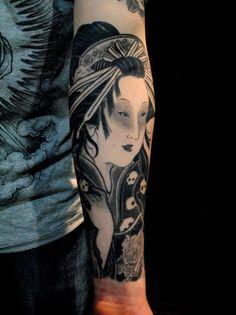 Japanese arm tattoo - 60 awesome arm tattoo designs arm tattoos f Cool Arm Tattoos, Badass Tattoos, Arm Tattoos For Guys, Forearm Tattoos, Future Tattoos, Body Art Tattoos, Sleeve Tattoos, Tattoo Arm, Tatoos
