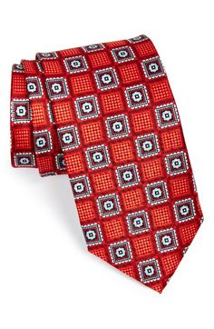 J.Z. Richards Geometric Silk Tie available at #Nordstrom