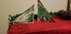 Reversible Bookends -84NextDoor . https://www.etsy.com/listing/573792201/reversible-book-ends-christmas-decor