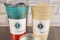 One of the hottest menu items at NewStart Nutrition is our Boosted Tea. Our customers are desperate Nutrition Club, Nutrition Drinks, Healthy Drinks, Healthy Shakes, Nutrition Plans, Child Nutrition, Healthy Desserts, Healthy Food, Herbalife Recipes