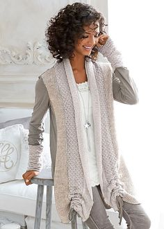 The name of this sweater speaks for itself. :) Venus cozy long cardigan.
