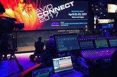 Nos vemos en #AvidConnect 2017! @lasvegas_lv #Avid #ProVideo #ProAudio #SonidoenVivo #ProTools #MediaComposer #Sibelius