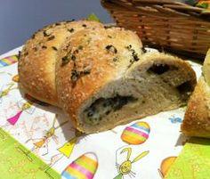 Rezept Pikanter Hefezopf - nicht nur zu Ostern lecker! von Pummelschnute - Rezept der Kategorie Backen herzhaft