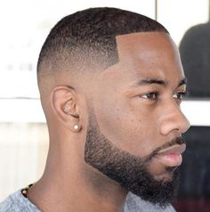 15 Cool and Trendy Beard Styles for Black Men in 2018 - AtoZ . Black Haircut Styles black haircut and beard styles Trendy Haircut, Black Haircut Styles, Black Men Haircuts, Black Men Hairstyles, Fade Haircut, Haircut Men, Short Haircuts, Crazy Hairstyles, Men's Hairstyles