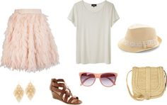 summer, created by mormor on Polyvore