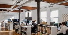Architects' studios by Marc Goodman