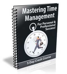 Mastering Time Management (PLR)