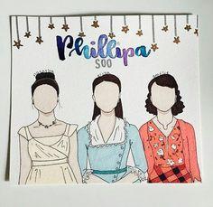 Natasha Rostova, Eliza Schuyler/Hamilton, Amélie