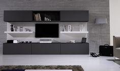 Minimal - mueble de guardado modular  www.rodenmobel.com