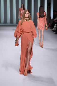 seventies fashion | Elie Saab's 1970s fashion delight (Includes interview and first-hand ...