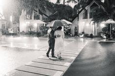 #Acuatico #beachwedding #rain #blackandwhite #pool #valentinesday