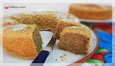 Bolo de banana amassada / banana cake --- Facebook page DELICIAS1001