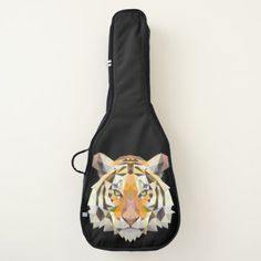 TIGER GUITAR CASE - diy cyo customize create your own personalize