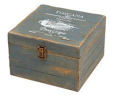 Caixa Organizadora Riserva Toscana