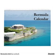 Shop Bermuda 2020 calendar created by sunbuds. Horseshoe Bay, Vacation Memories, Pink Sand, Be Perfect, Gifts For Family, Holiday Gifts, Water, Outdoor Decor
