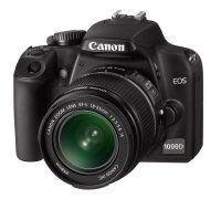 Canon EOS 1000D (€350)