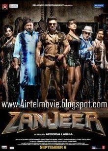 Zanjeer (2013) Movie HDRip Download In 300MB – Worldfree4u