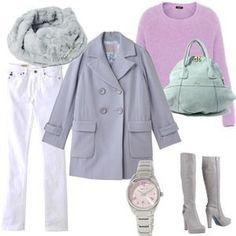 サマータイプ My Wardrobe, Capsule Wardrobe, Color Me Beautiful, Soft Summer, Color Swatches, Office Fashion, Summer Colors, Office Wear, Different Styles
