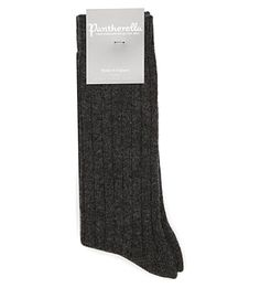 PANTHERELLA - Ribbed cashmere-blend socks | Selfridges.com