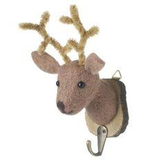 Reindeer Kids Coat Hook