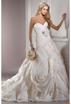 Vestidos de noiva Maggie Sottero Dynasty Symphony