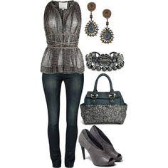 LOLO Moda: Stylish Women Outfit