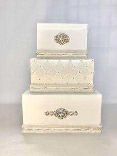 Wedding Money Box  Classic Wedding Card Holder Wedding Card