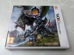 Monster Hunter 3 Ultimate - 3DS en vente d'occasion comme neuf !
