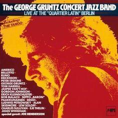 George Gruntz Concert Jazz Band - Live at the Quartier Latin 1981 (2017) [24bit Hi-Res]