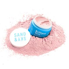 Australian Pink Clay Mask - Sand And Sky