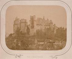Ruines du château de Pierrefonds