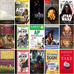 See what's new this week at the Muskegon Area District Library at:  *** http://wowbrary.org/nu.aspx?fb&p=5256-215 ***  There are 16 new bestsellers, 55 new videos, nine new audiobooks, six new music CDs, 52 new children's books, and 56 other new books.