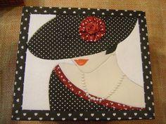 Mosaicos Eliane Amorim: Patchwork Embutido - caixas para biju