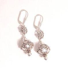 Bali Sterling Silver Earrings