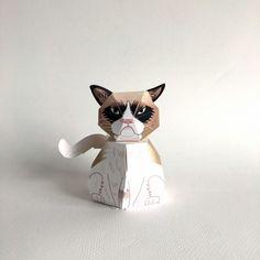 Cranky Cat - PaperMade™