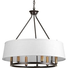 You'll love the Cherish 6-Light Drum Chandelier at AllModern - With Great Deals on modern Lighting products and Free Shipping on most stuff, even the big stuff.