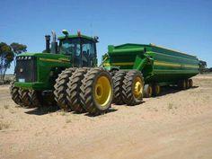 ... #Farming #Tractors #FarmEquipment #Harvesters