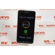 Smartphone SAMSUNG GALAXY NOTE 3 SM-N9005 Vodafone E255808 de segunda mano