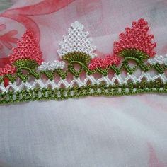 Birbirinden Güzel ve Popüler Tığ İşi Oya Modelleri Lace, Jewelry, Tricot, Braid, Red Color, Homemade, Amazing, Hand Crafts, Jewellery Making
